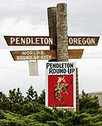 Pendleton Round-Up - Westward Ho Parade