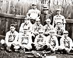 Cove Baseball Team